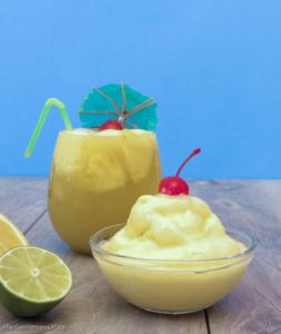 DIY Vegan Dole Whip