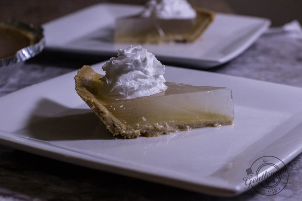Vegan Clear Pumpkin Pie 1