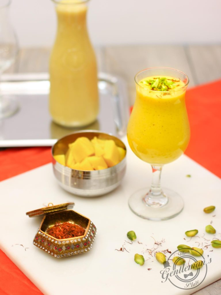 Royal Mango Lassi (Vegan)
